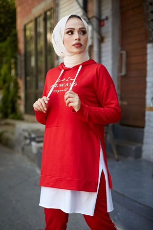 - AVEN Always Spor Takım 3076-8 Kırmızı (1)