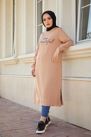 - AVEN Beautiful Tunik 2933-11 Camel