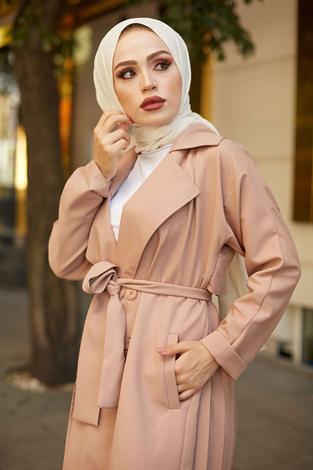 - Ayşe Rave Trenç 9315-2 Camel (1)