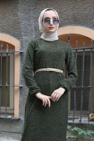 - Piliseli Triko Elbise 4530-24 (1)
