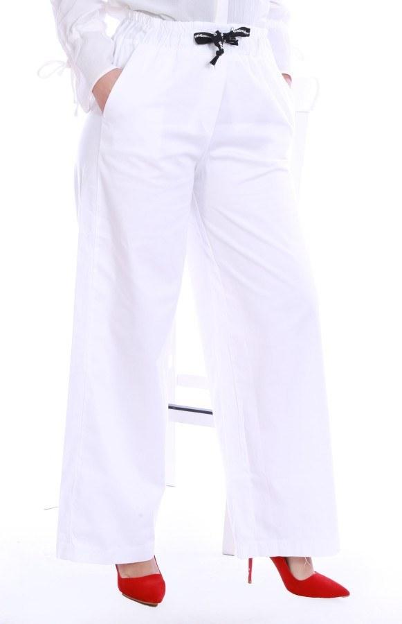Beli bağcıklı Spor Pantolon 2865-1