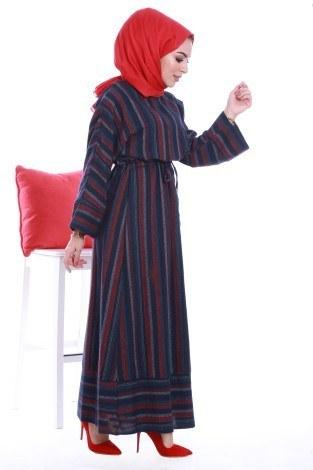 - Balık Sırtı Elbise 6078-01 (1)