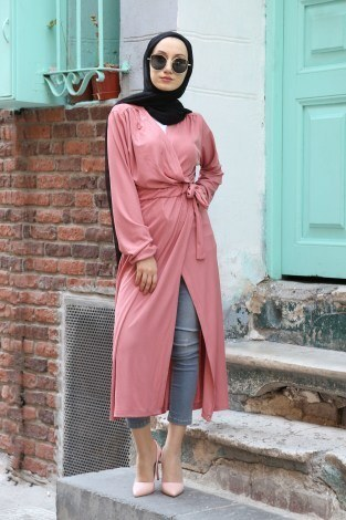 - Beli Kuşaklı Kimono 7911-09