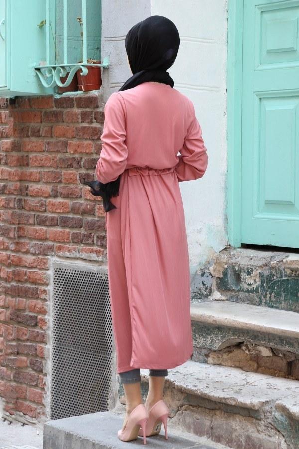 Beli Kuşaklı Kimono 7911-09