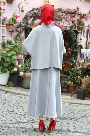 Bluz Etek İkili Takım 4585-2 - Thumbnail