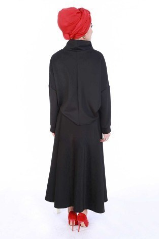 Bluz Etek İkili Takım 4585-1 - Thumbnail