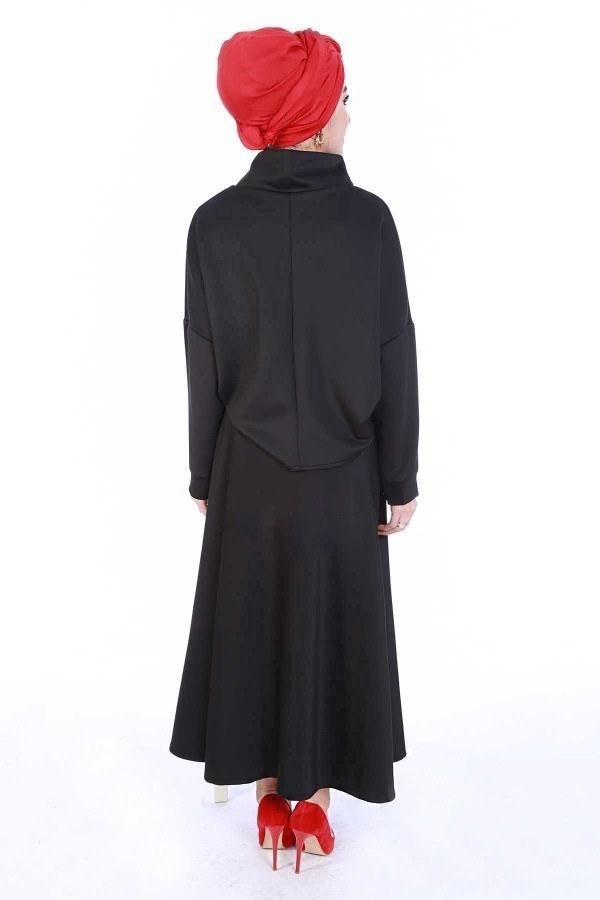 Bluz Etek İkili Takım 4585-1