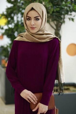 - Boydan Piliseli Elbise 8380-4 (1)