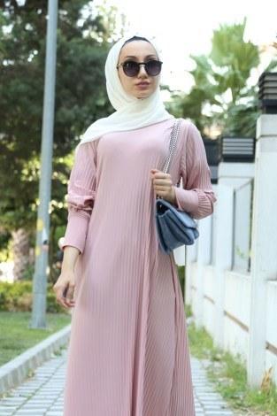 - Boydan Piliseli Elbise 8380-17 (1)