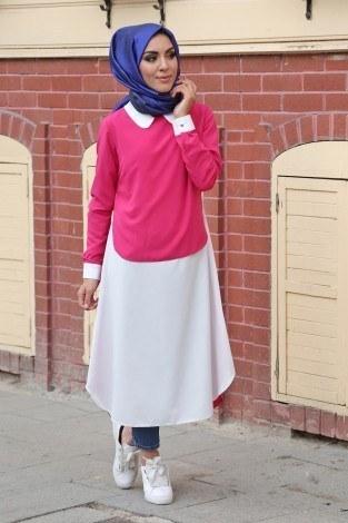 - Çift Renk Tunik 8469-3 (1)