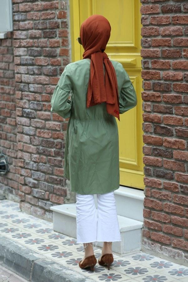 Cotton Gömlek 7189-06