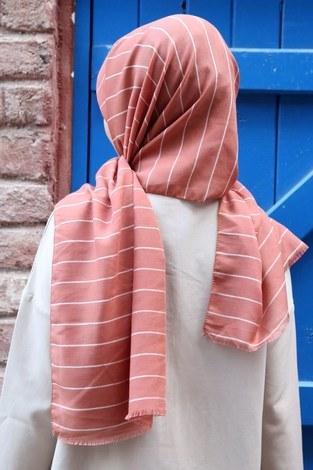 Cotton Şal 2155-07 - Thumbnail