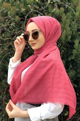 - Cotton Şal 3369-01