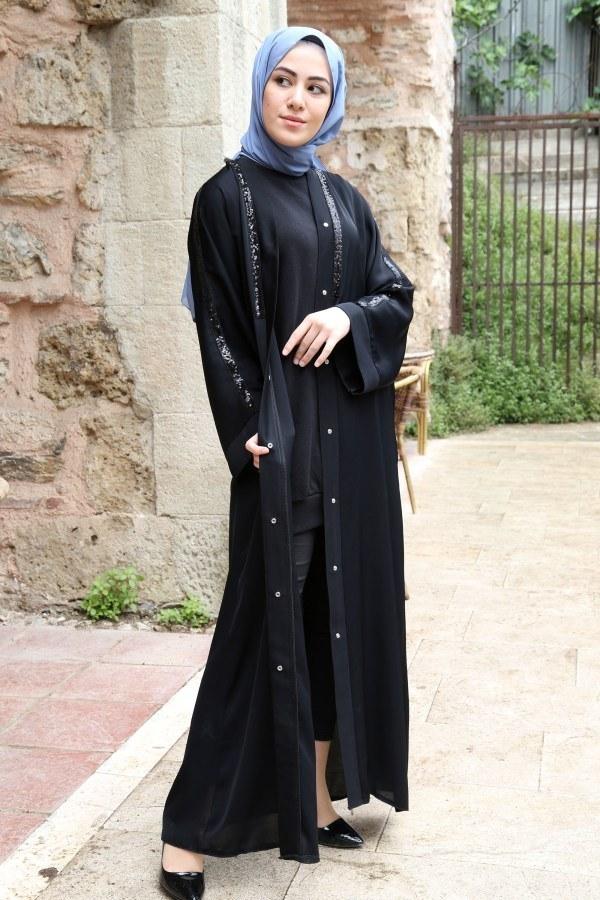Abaya ferace 8309-01