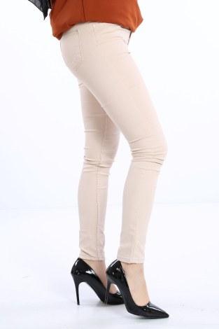- Dar Paça Pantalon 8503-5 Bej (1)