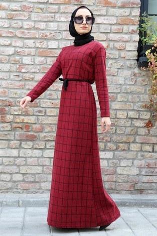 Kuşaklı Spor Elbise 3769-21 - Thumbnail