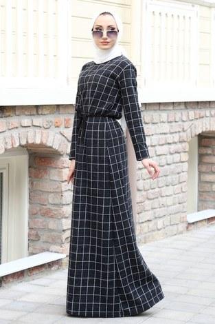 Kuşaklı Spor Elbise 3769-22 - Thumbnail