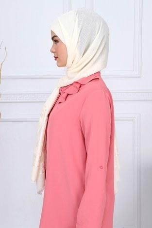 - Desenli Cotton Şal 9783-9 (1)