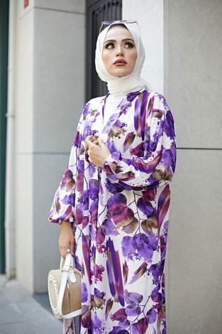 - Desenli Kimono 8889-4 (1)