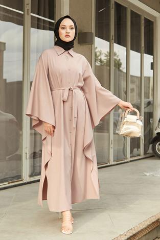 - Tarz Ferace 2267-3 Camel