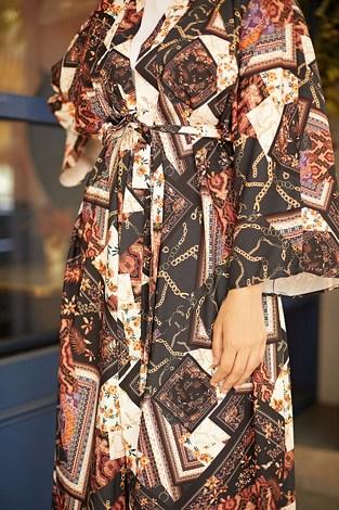 - Etnik Desenli Kimono 1457-1 (1)