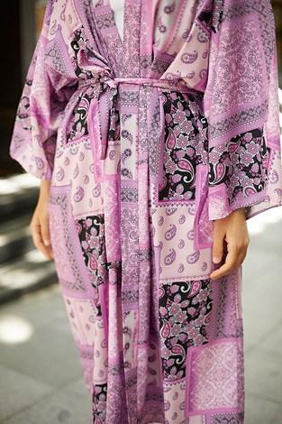 - Etnik Desenli Kimono 1457-3 (1)