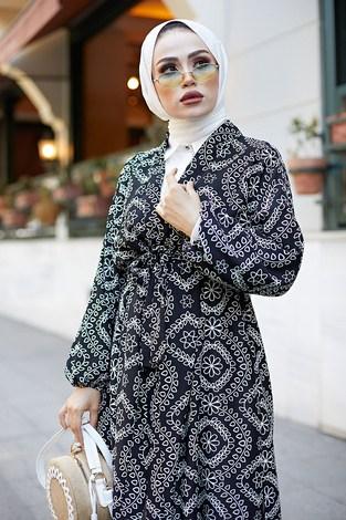 - Etnik Desenli Kimono 4899-1 (1)