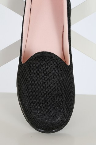 - File Ayakkabı 6003-1 Siyah (1)