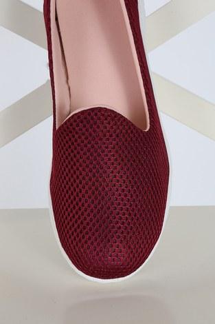 - File Ayakkabı 6003-5 Bordo (1)