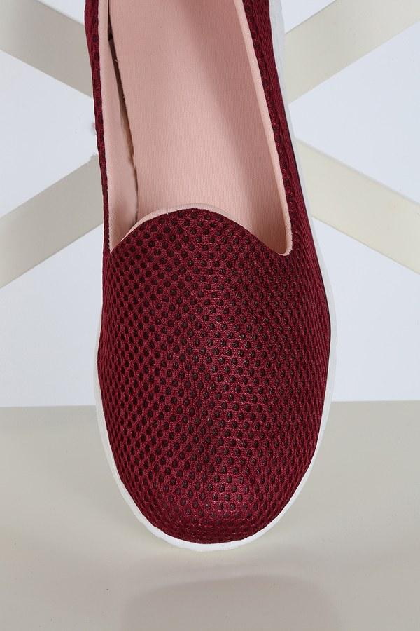File Ayakkabı 6003-5 Bordo