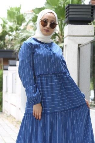 - Fırfır Elbise 1176-03 (1)