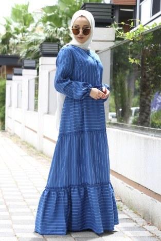 - Fırfır Elbise 1176-03