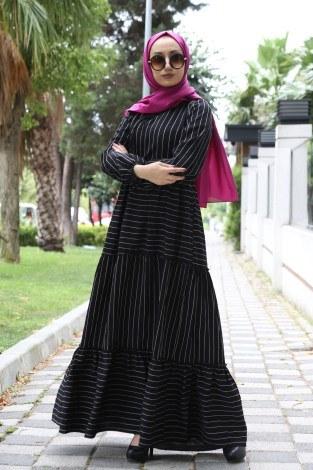 - Fırfır Elbise 1176-01