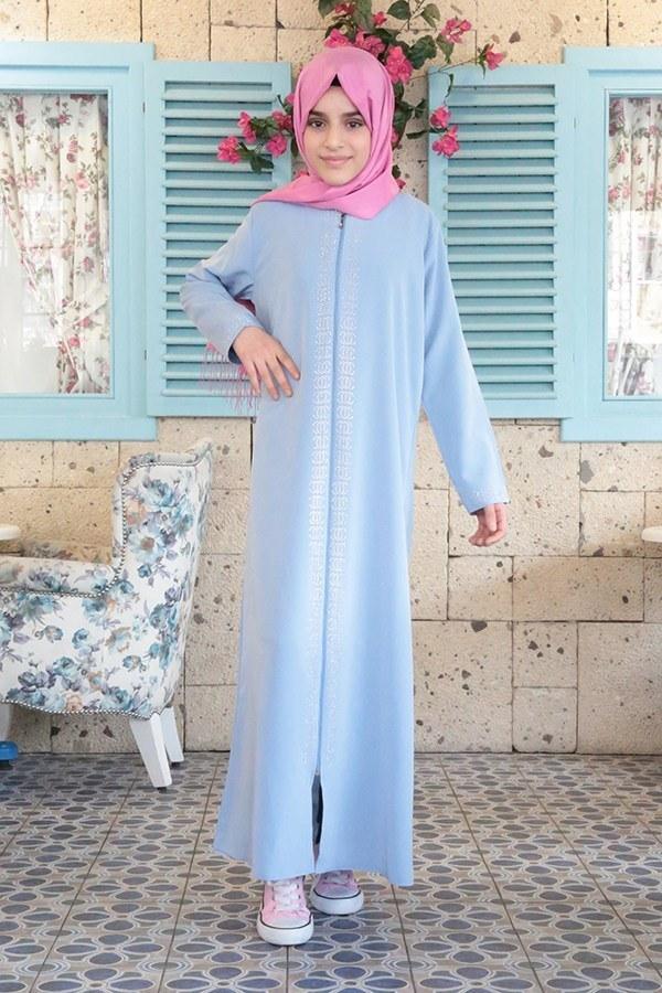 Genç Ferace 9800-25 Bebe Mavisi