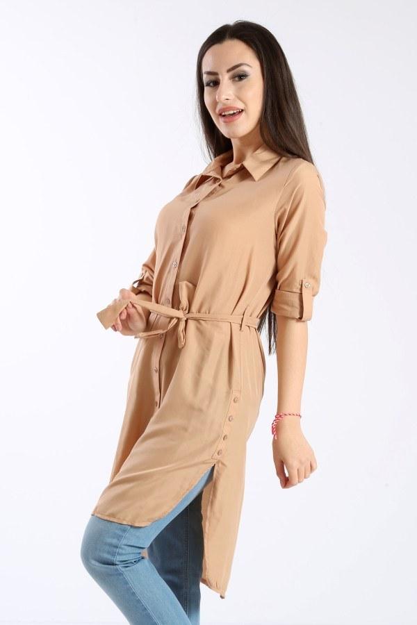 Giy Çık Gömlek Tunik 5709-07