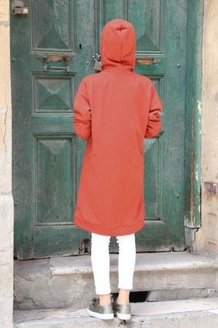 Giy Çık Şeritli Tunik 1199-16 - Thumbnail