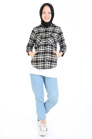 - Gömlek Ceket 5109-03
