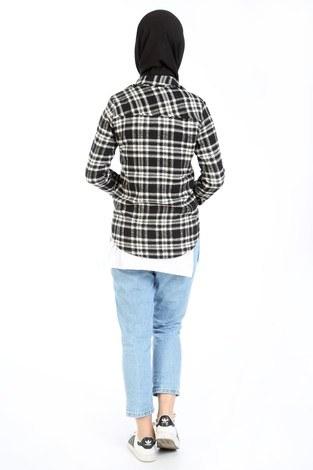 Gömlek Ceket 5109-03 - Thumbnail