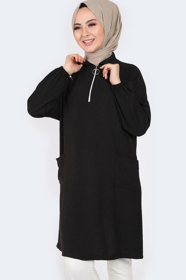 Gömlek Yaka Tunik 1616-1