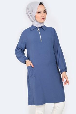 - Gömlek Yaka Tunik 1616-2 (1)