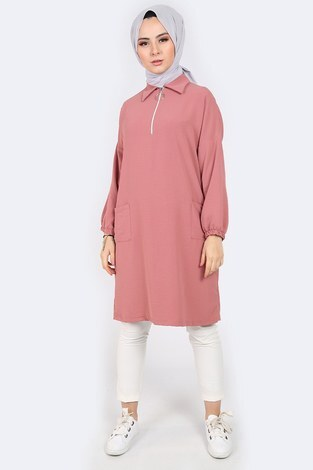 - Gömlek Yaka Tunik 1616-5