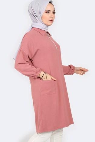 - Gömlek Yaka Tunik 1616-5 (1)
