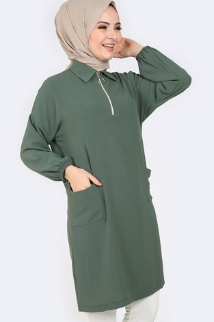- Gömlek Yaka Tunik 1616-6 (1)