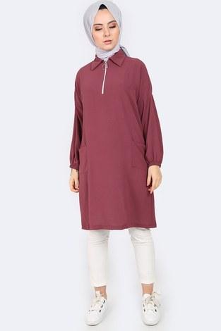 - Gömlek Yaka Tunik 1616-7