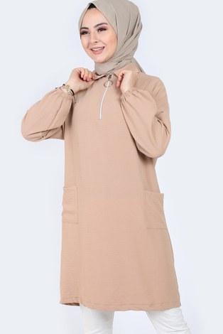- Gömlek Yaka Tunik 1616-8 (1)