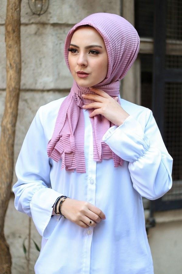 Hijap Piliseli Pratik Şal 2147-11