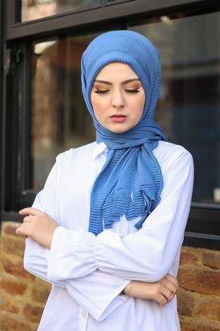 - Hijap Piliseli Pratik Şal 2147-12