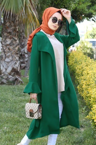 - Hümanur Beli Kemerli Salaş Kimono-Kap 3029-3 (1)