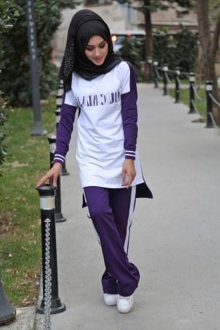 - Hümanur Çift Renkli Tarz Eşofman Takımı 99198-4 (1)