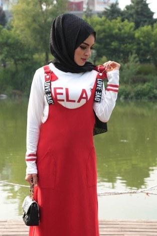 - İkili Salopet Elbise 2640-3 (1)